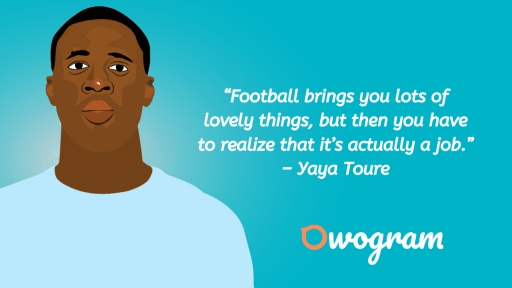 best lines from Toure