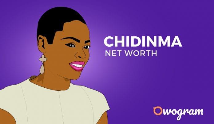 Chidinma net worth