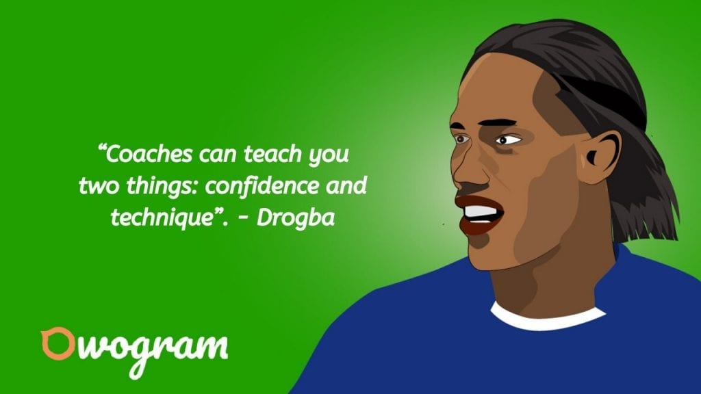best Drogba quotes