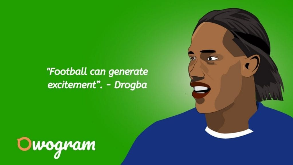 Quote about football