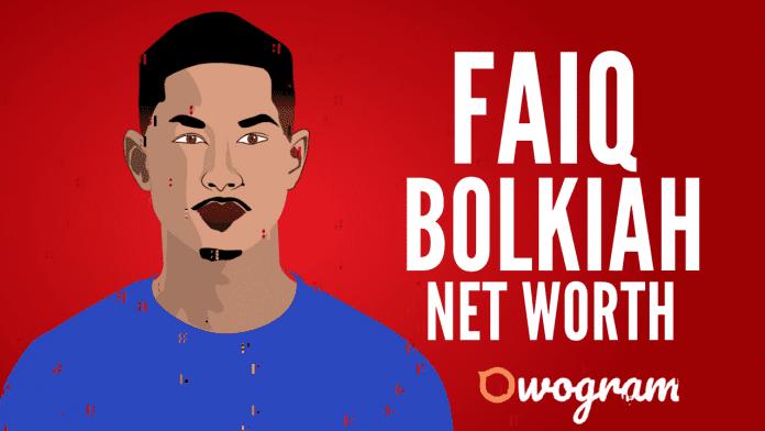 Faiq Bolkiah net worth