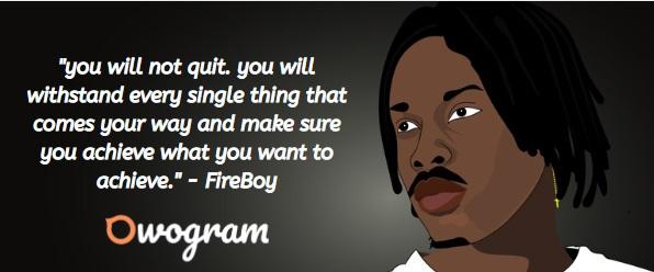 what is Fireboy dml net worth