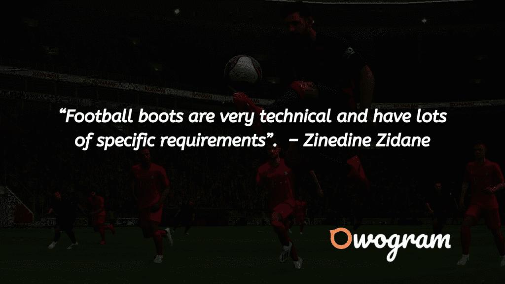Zidane soccer quotes