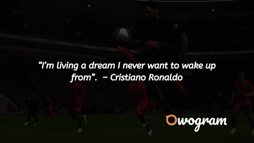 Quotes From Footballers