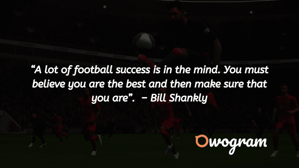 Quotes about soccer that are inspirational