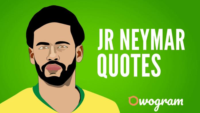 Best Neymar Quotes about success
