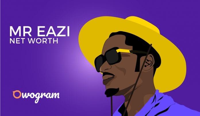 Mr Eazi net worth