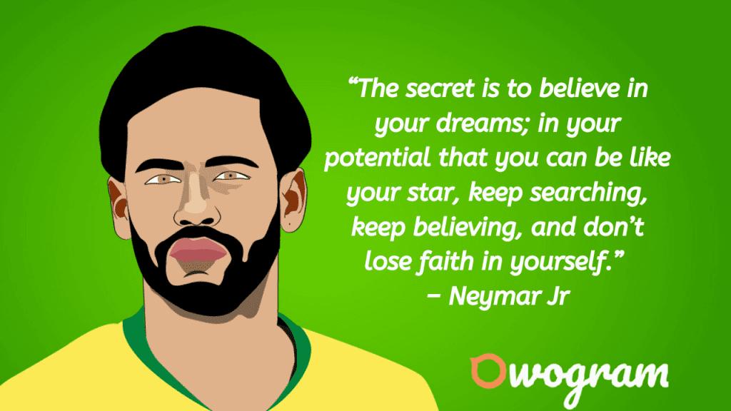 Motivational Jr neymar quotes