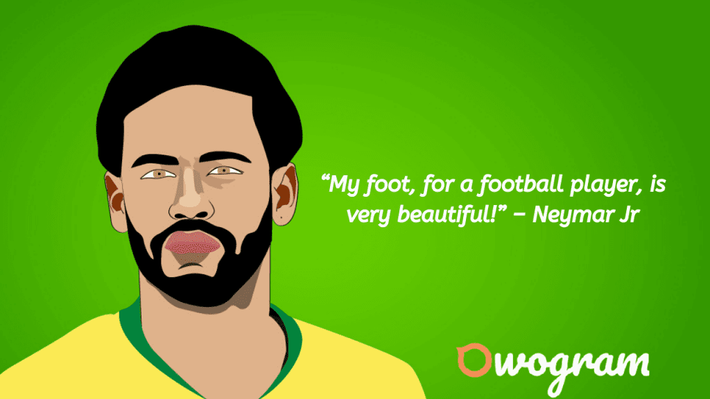 Quotes by Jr Neymar