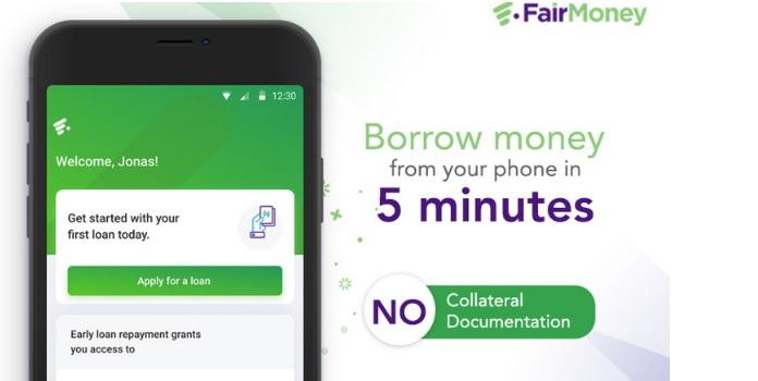 Online loan websites in Nigeria - Fint Loan