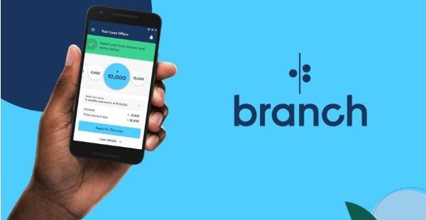 Online loan websites - Branch International