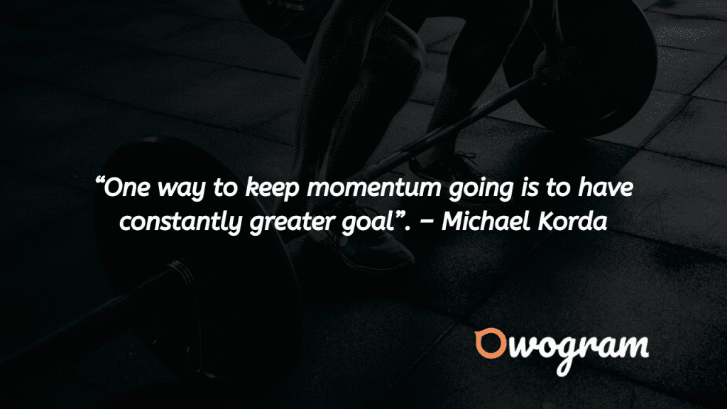 Quotes About Reaching Your Goals