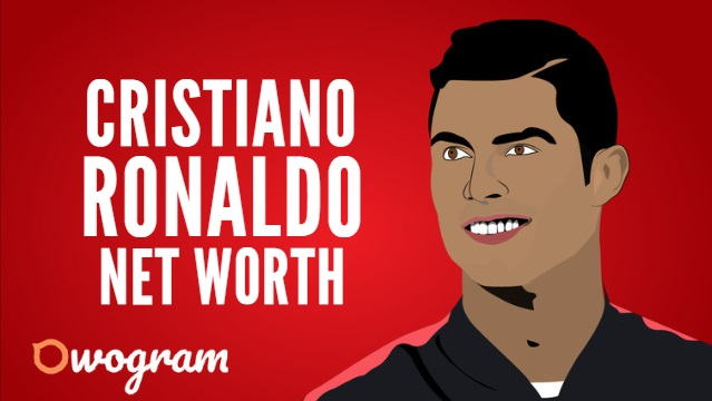 The Richest footballer in the world - Cristiano Ronaldo net worth