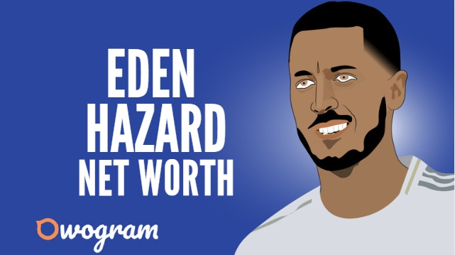 Richest footballers in the World - Eden Hazard
