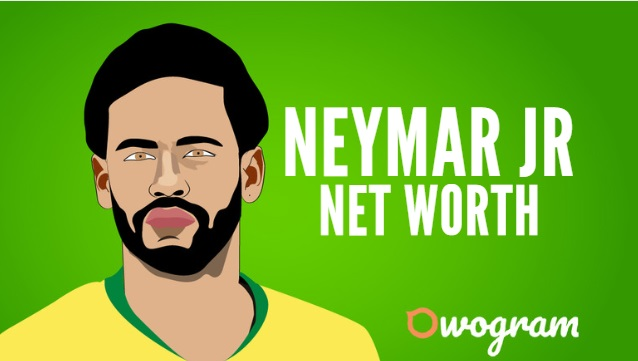 Richest football players in the world - Neymar
