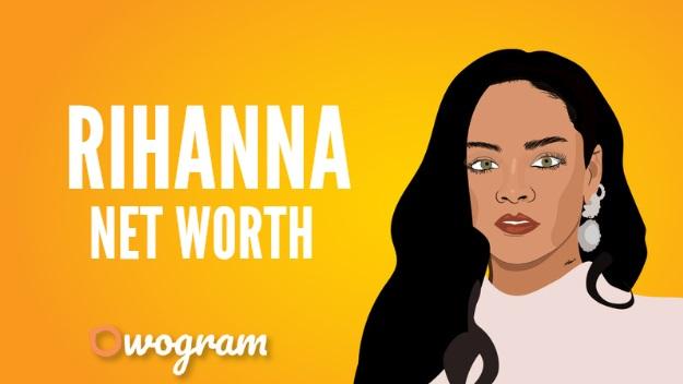 Richest Musicians - Rihanna