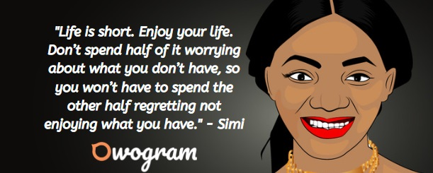 What is Simi net worth