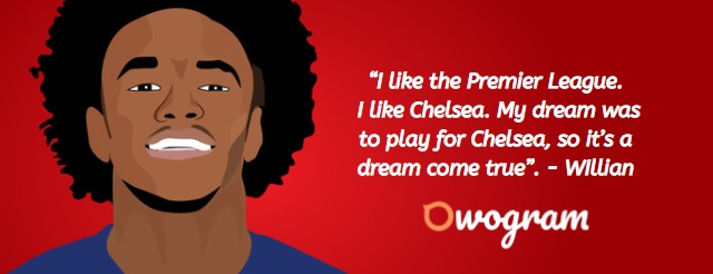 What is Willian net worth