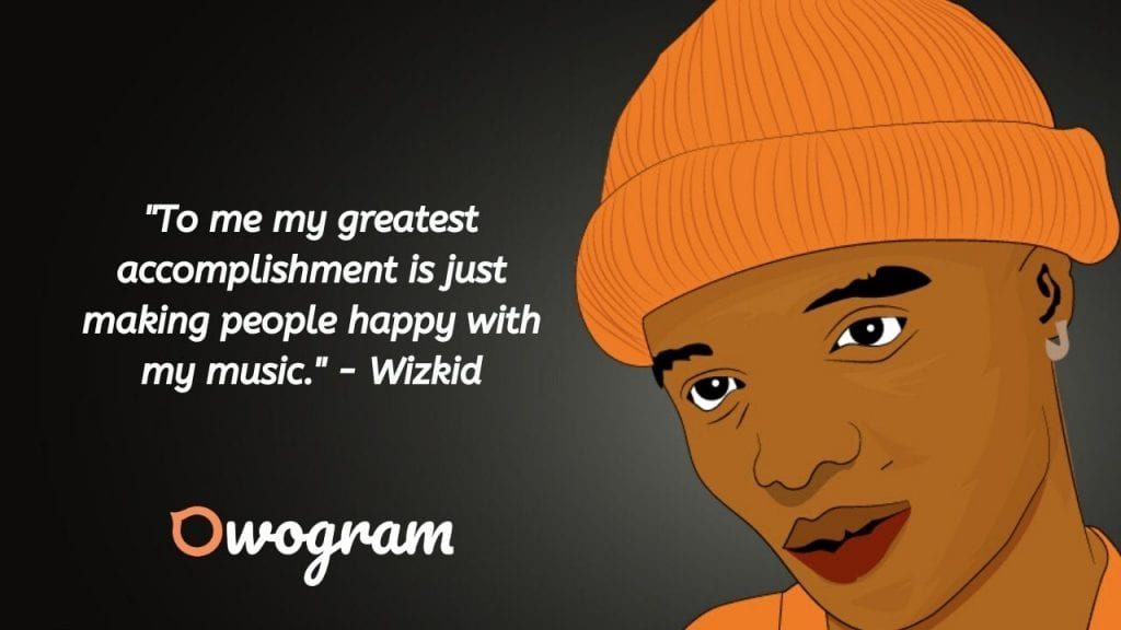 sayings by WIzzy