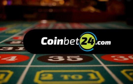 Coinbet 24 bitcoin betting site