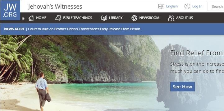 Jw.org official website homepage