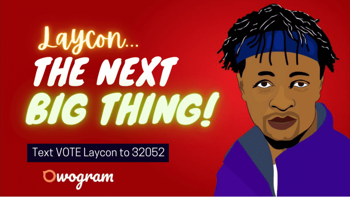Laycon Is the next big thing