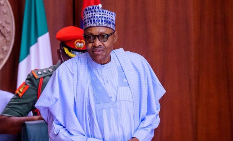 Nigerian President - Muhammadu Buhari