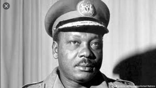 Nigerian Presidents - Aguiyi Ironsi