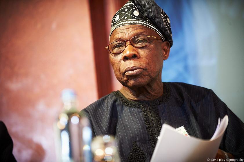 Nigerian Presidents - General Olusegun Obasanjo