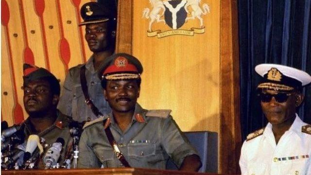 Nigerian Presidents - General Yakubu Gowon