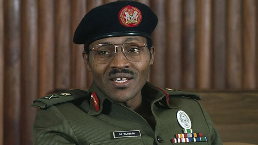 Nigerian Presidents - Major General Muhammadu Buhari