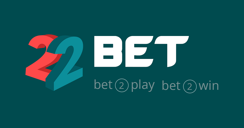 Online betting firms in Nigeria - 22bet