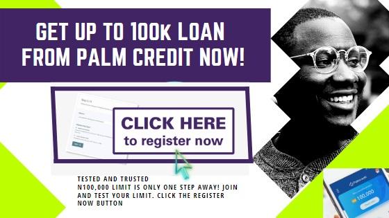 Palm credit quick loan
