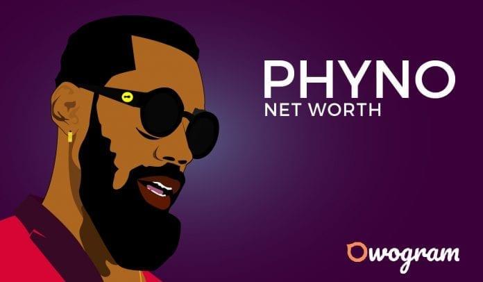 Phyno net worth