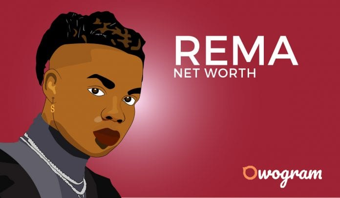 Rema net worth and Biography