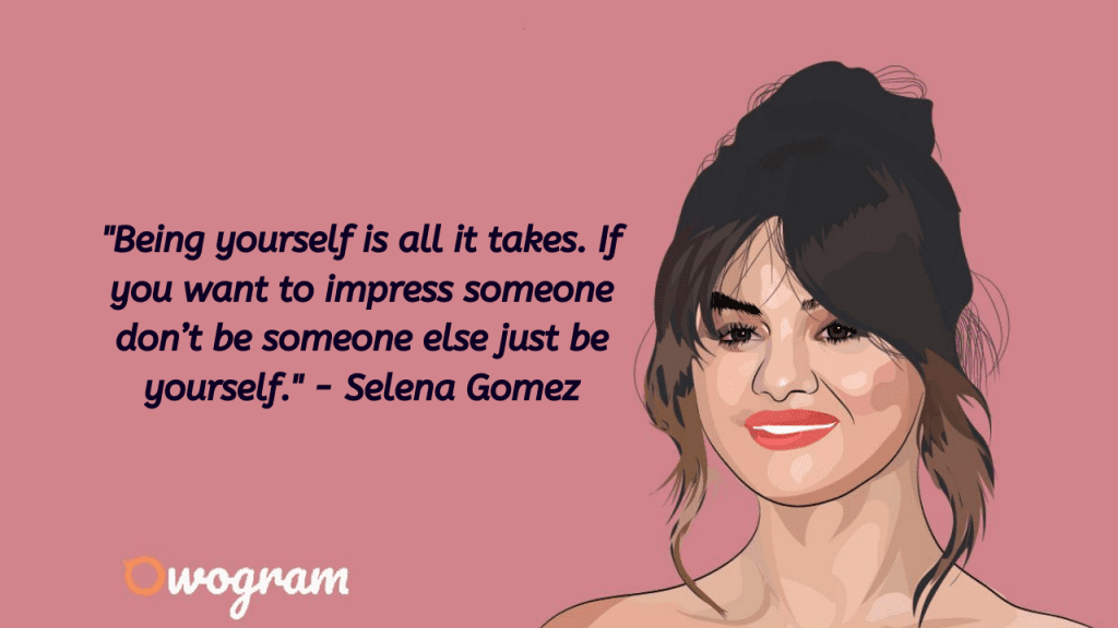Sayings about being oneself
