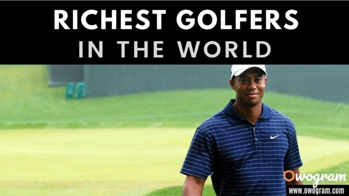 The Top 20 Richest Golfers In The World