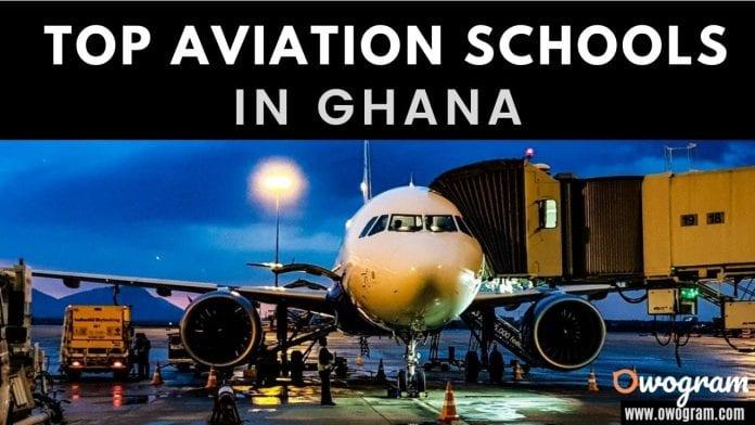 Top 10 Aviation Schools In Ghana
