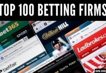 Top 100 Betting Firms In the World