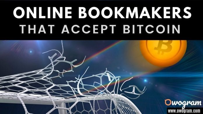 list of online bookmakers that accept bitcoin