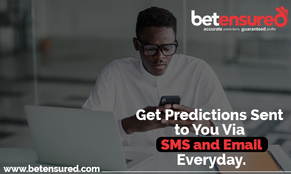 Betensured soccer prediction site review