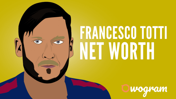 Francesco Totti Net Worth and Biography