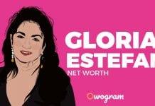 Gloria Estefan Net Worth and Biography