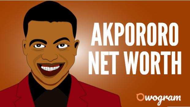Richest Comedians In Nigeria - Akpororo