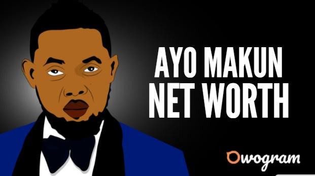 Richest Comedians - Ayo Makun