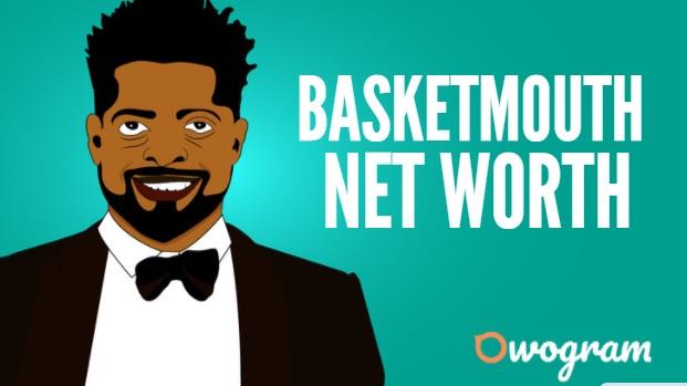 Basketmouth net worth