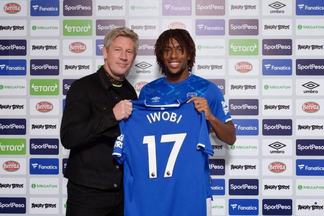 Alex Iwobi net Worth