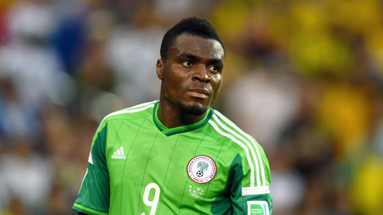 Richest Nigerian Footballers -Emmanuel Emenike
