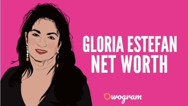 Richest Musicians - Goloria Estefan
