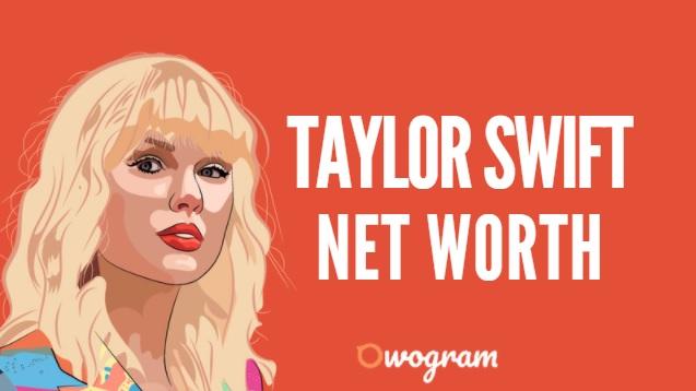 Richest Musicians - Taylor Swift